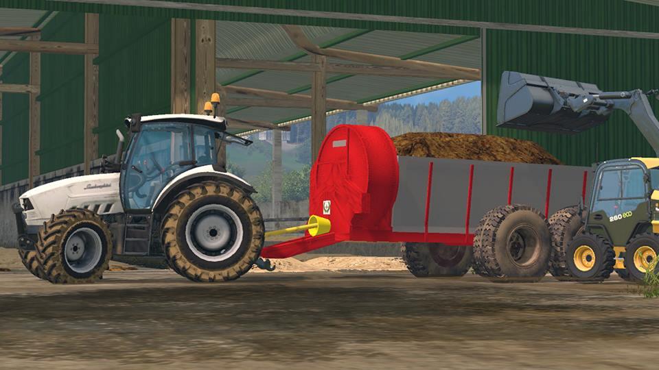 Lamborghini Nitro 120 Farming Simulator Modification Farmingmod Com