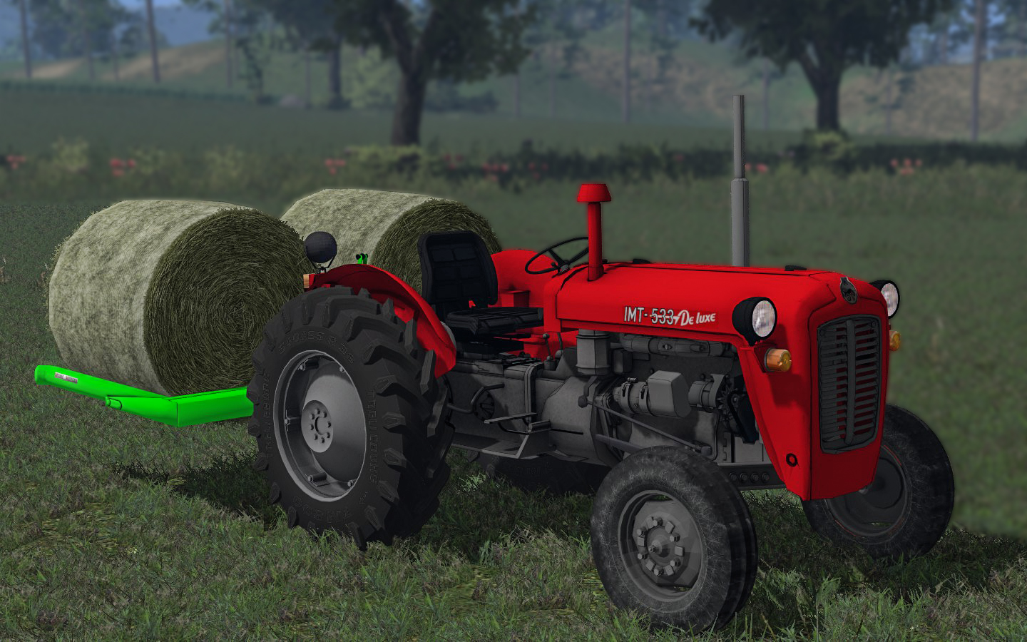IMT 533 DeLuxe - Farming simulator modification - FarmingMod com