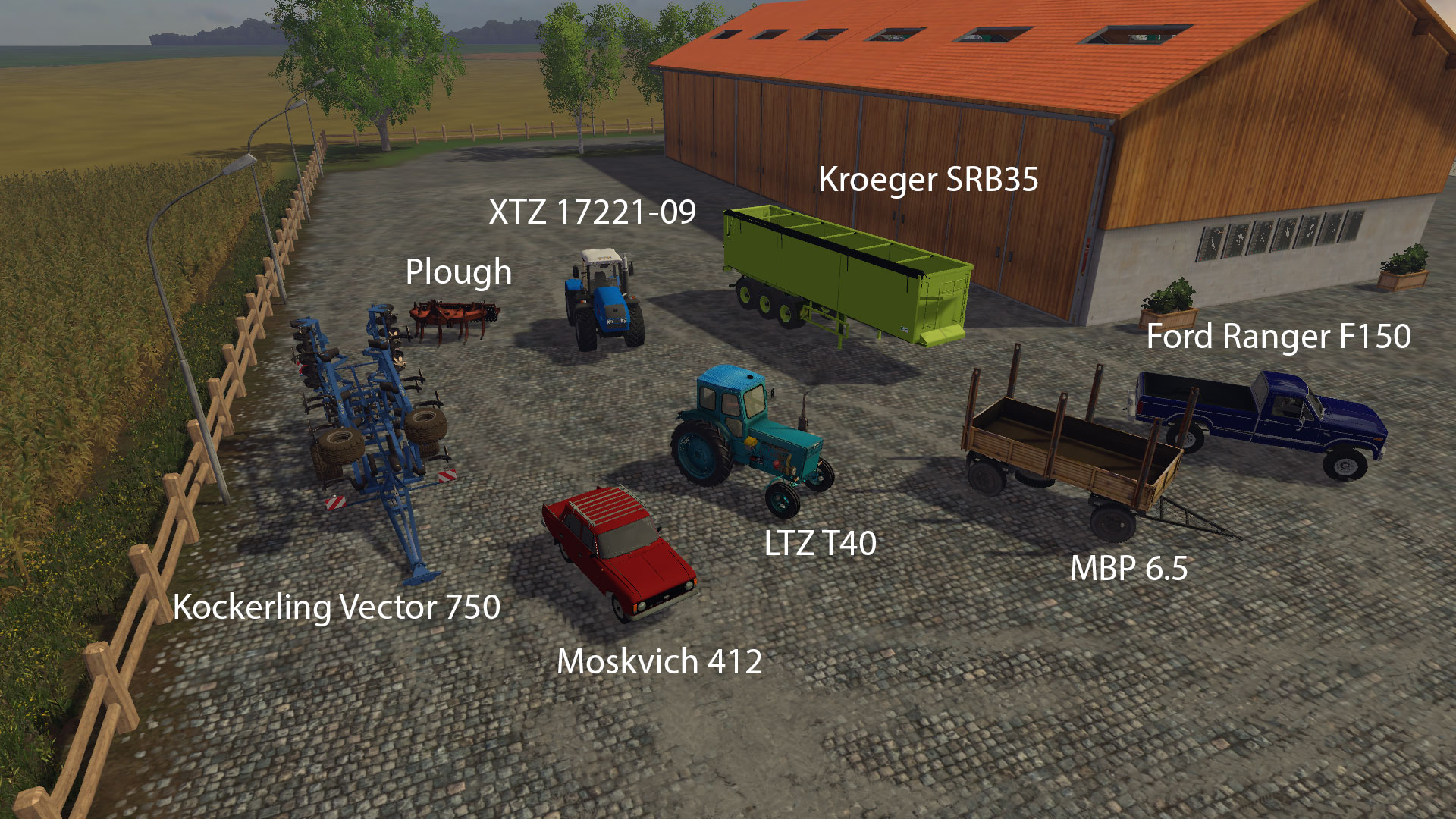 Farming Simulator 2015 Mod Pack - ▷ ▷ PowerMall