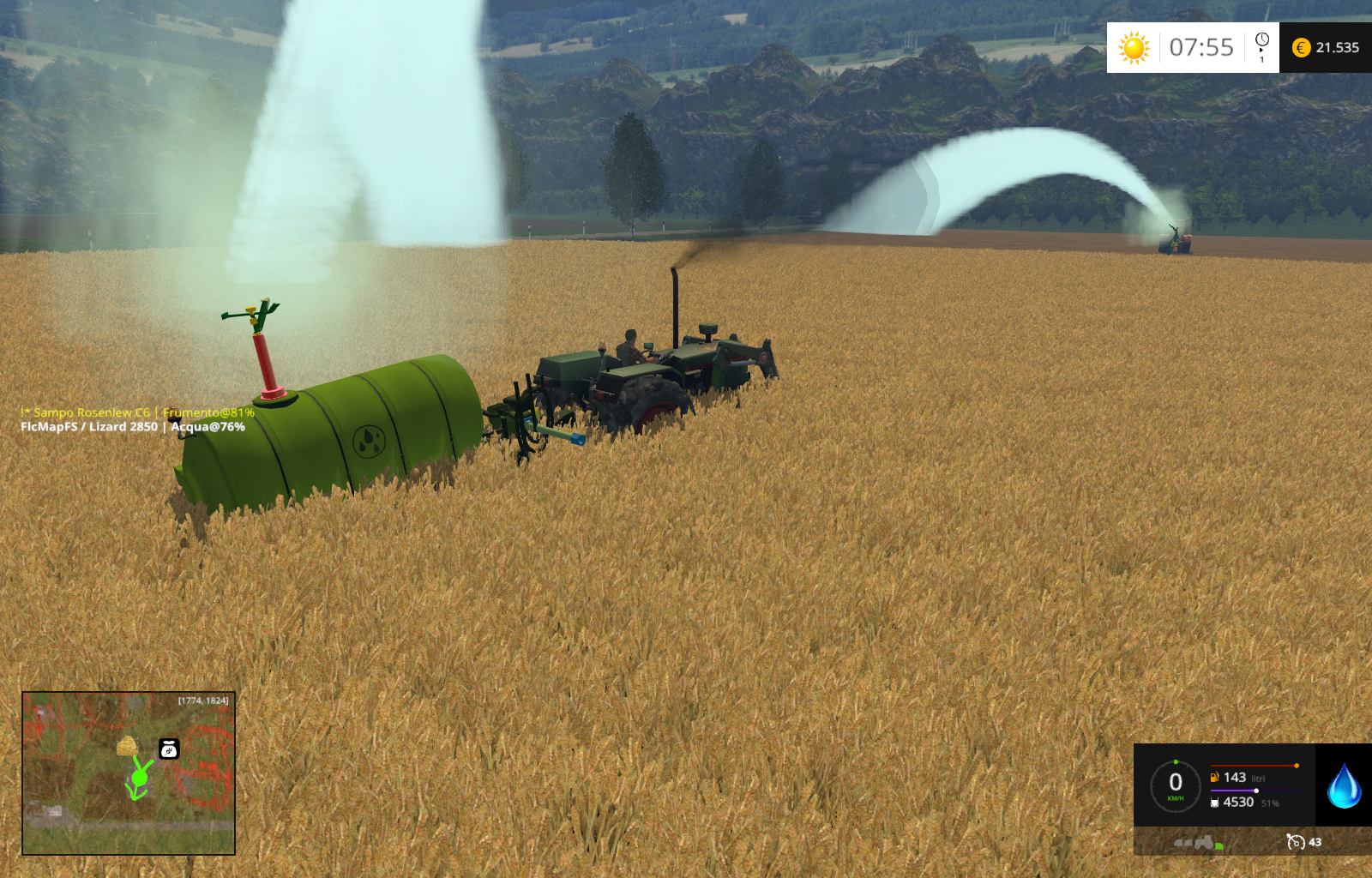 Farming Simulator 2015: Farming Italia (( Mappa)) Beta - Farming