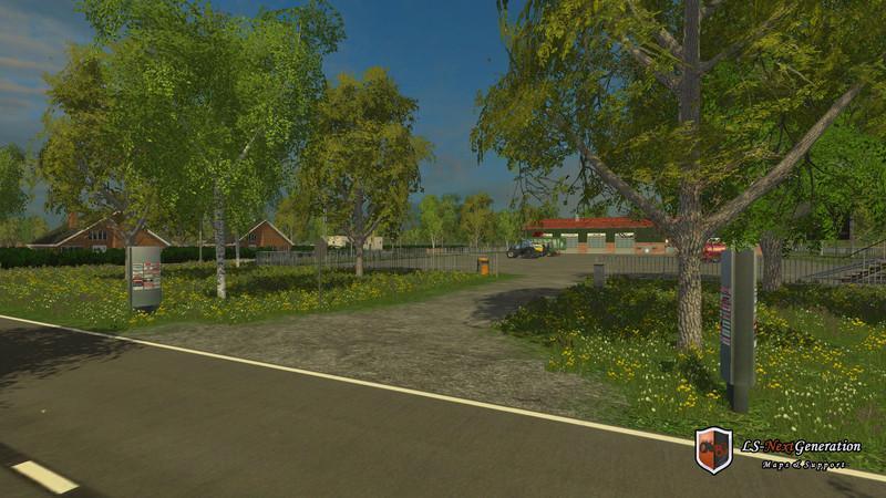 Nederland v12 Farming simulator modification FarmingModcom