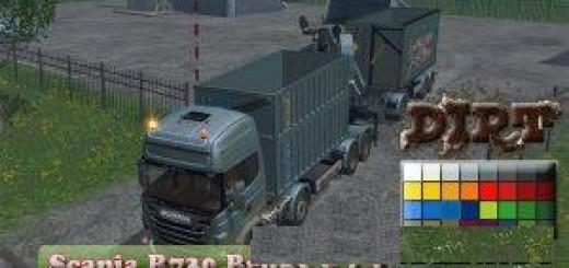 Scania R730 Archives - Farming simulator modification