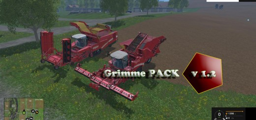 grimme-pack