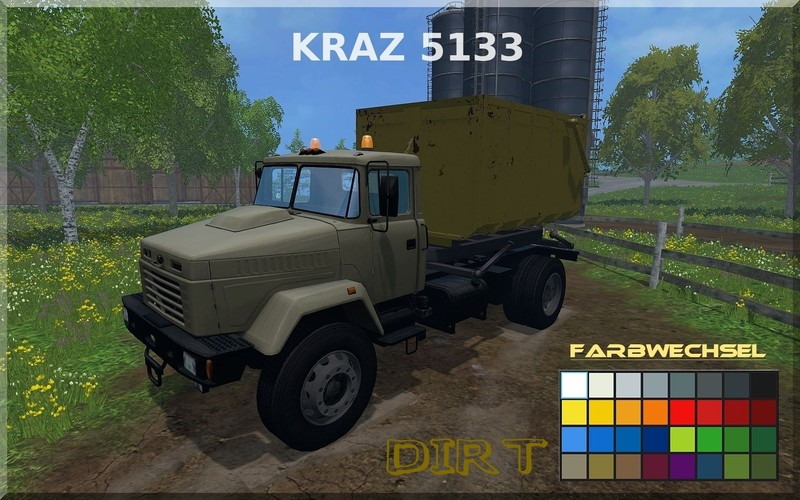 kraz-5133-colored