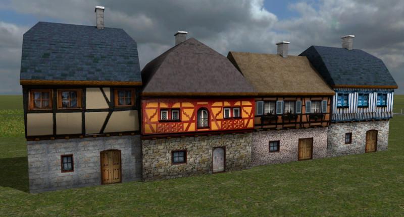 medieval-houses-set1