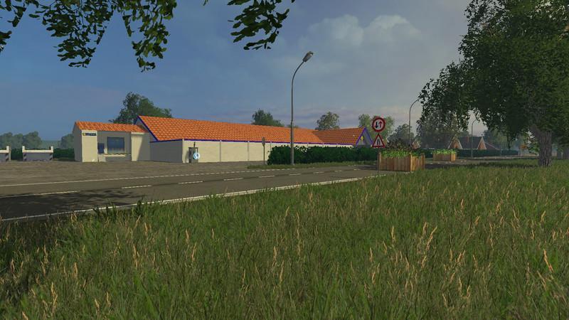 North Brabant v13 Farming simulator modification FarmingModcom