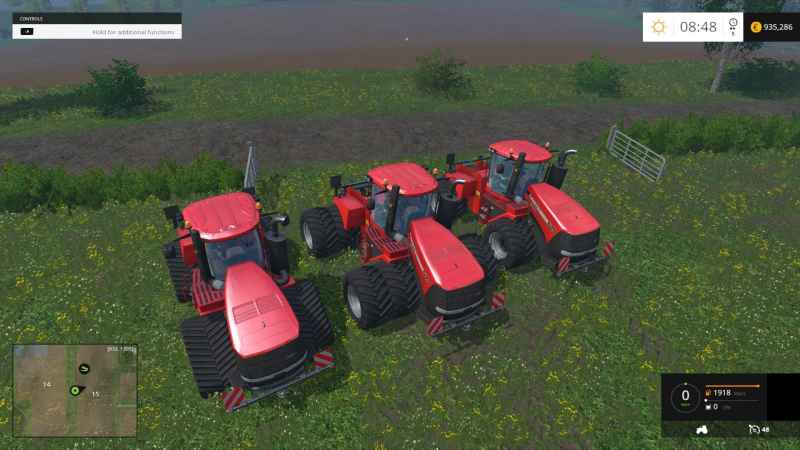CASEIH-620-6PACK-WITH-DYNAMIC-WHEELS-Tractors-V1-0-2