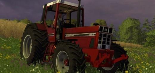 IHC-1255-XL-Tractor
