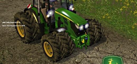 John-Deere-6170M-Front-Loader-Tractor-v1-0