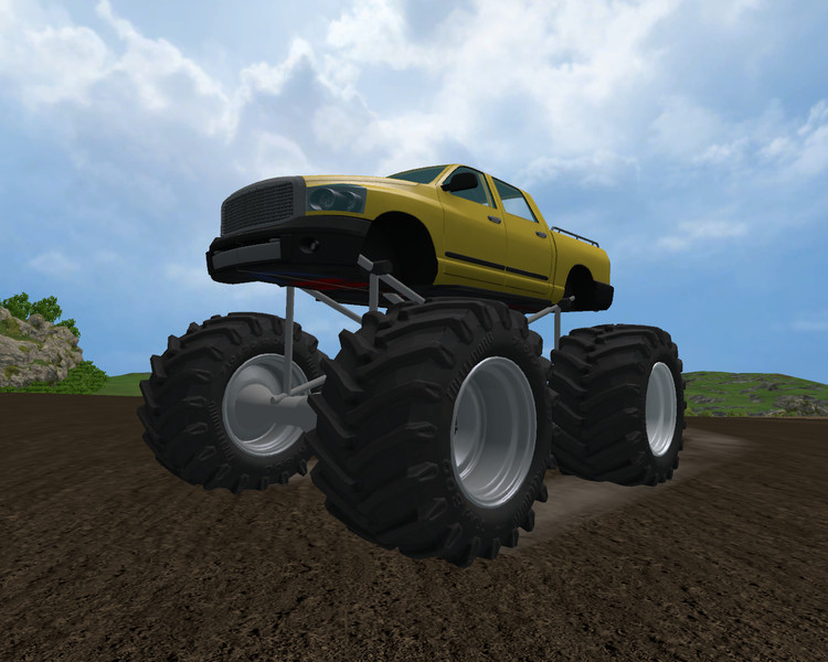 monster truck v 1 0 farming simulator modification farmingmod com