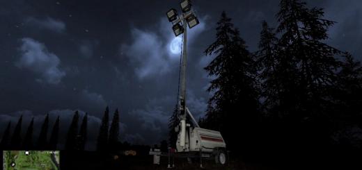 Placeable-Floodlight-Generator