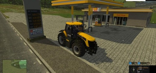 Shell-Gas-Station-building-V-1-0-1
