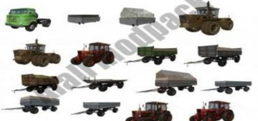 old-russian-tractors