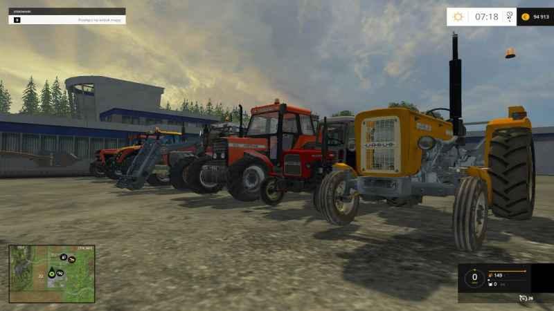 POLAND MODS PACK LS 2015 V1 0 - Farming simulator