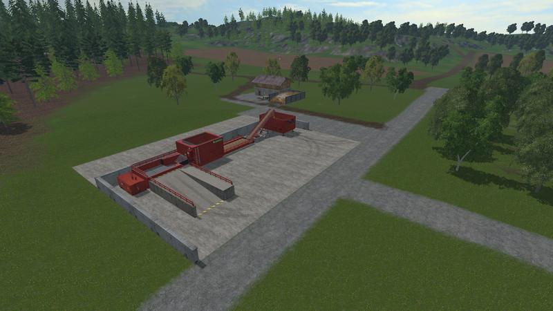 People Holm Map V Farming Simulator Modification - Farming simulator 2015 us map feed cows