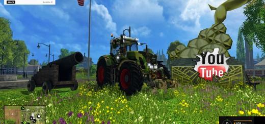 Fendt 936 Camouflage Tractor