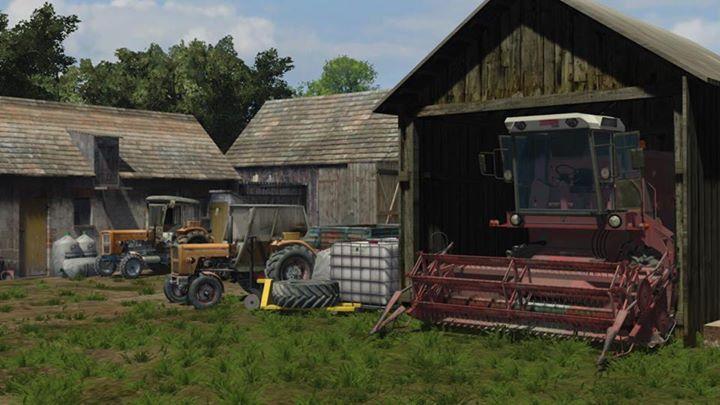 Garage by mratom farming simulator modification for Garage modification