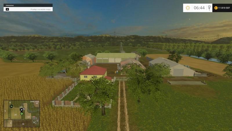Farming Simulator 2015 Us Map Feed Cows: Us Maps For Farming Simulator At Infoasik.co