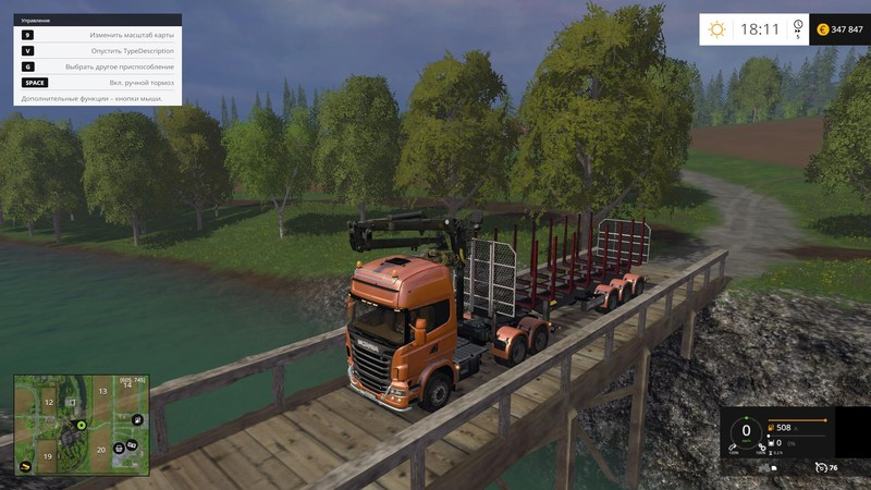Scania 730 Truck And Trailers V 2 0 - Farming simulator