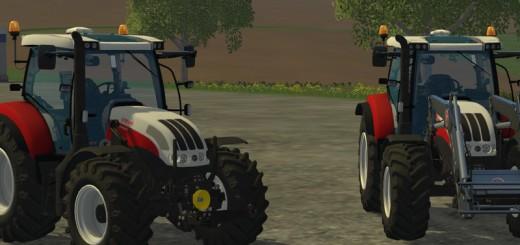 Steyr-Profi-CVT-tractor-V-1.1-Bugfix-2