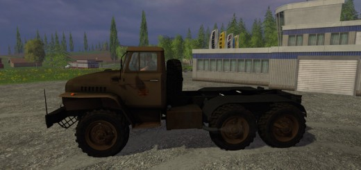 Ural-4320-Saddle-Edition-Truck-V-1-5