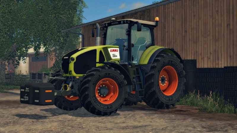 CLAAS-AXION-950-Tractor-V2-1