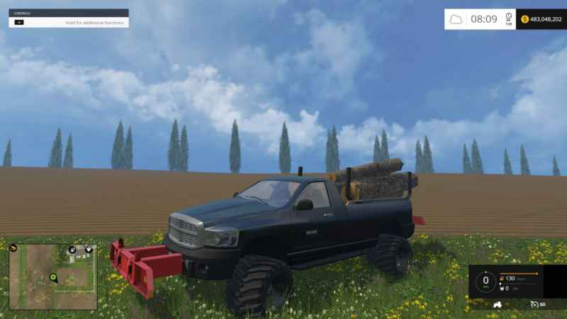 Cummins-Pickup-bed-Log-Truck-for-FS15-1024x576