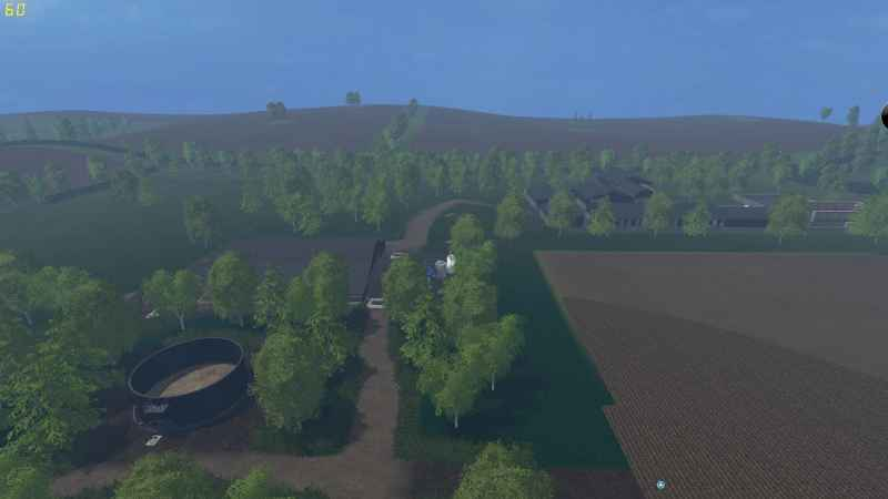 FOREST OF DEAN MAP  Farming simulator modification  FarmingModcom