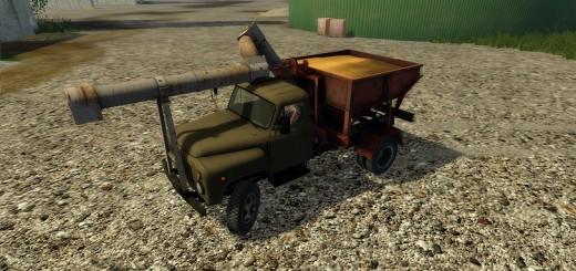 GAZ-52-AS-2-UM-TRUCK