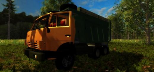 KamAZ-65115-Truck-v1.0