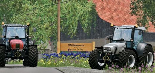 LAMBORGHINI-R2-90-Tractor