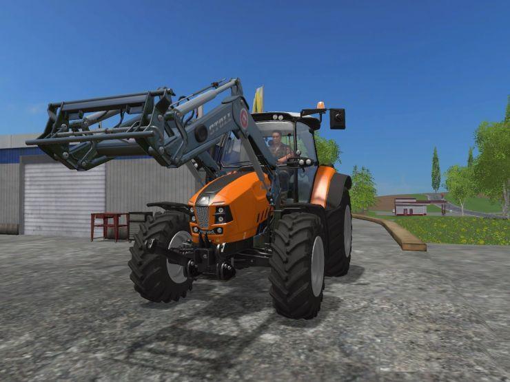 Lamborghini Nitro 120 Kommunal Farming Simulator Modification