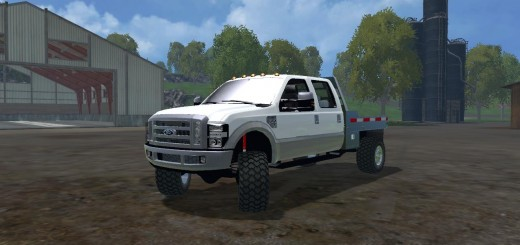 FORD-F-350-FLATBED-V2.0-Fs-15-2