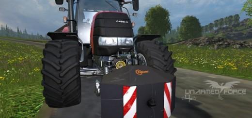 Hauer-1000-KG-Weight-Mod-V-1-2