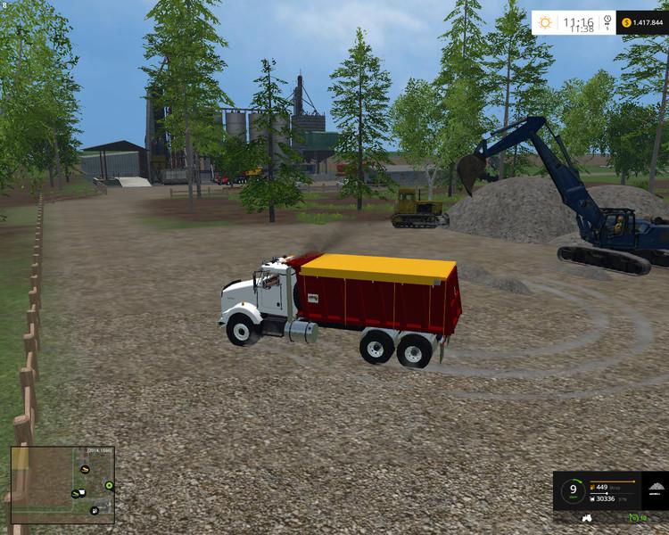 Kenworth-Dump-Truck-V-1-5
