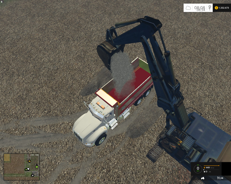 Peterbilt384-Dump-Truck-V-1-5