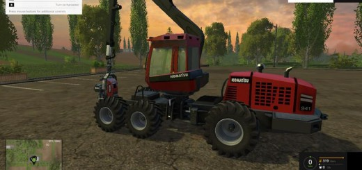 komatsu-941-wood-harvester-v1-0-beta_1