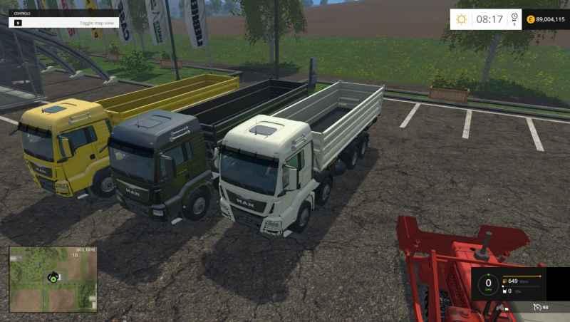 Скачать моды для farming simulator 2018 ман