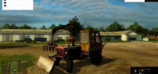Carpathian-PEA-1A-Tractor-v1.0