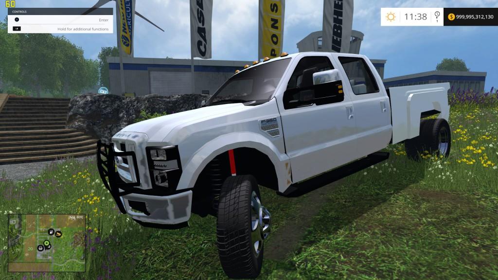 Car pack Ls 2015 - Farming simulator modification