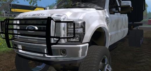 Ford-F350-Truck-6mal6-AR-V-1.0-FS-2015