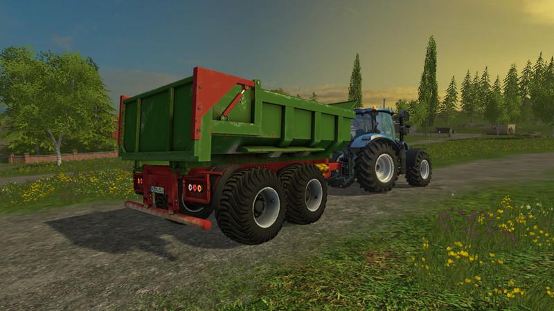Hilken-HI2250SMK-Trailer-V-1.1-Green-1