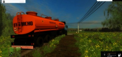 NefAZ-Tanker-v1.0-FS-2015