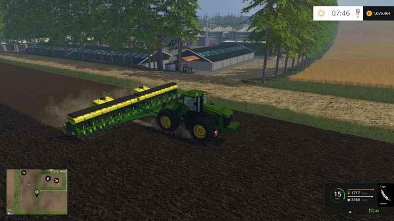 Brazilian Map for Farming Simulator 15 Beta Farming simulator