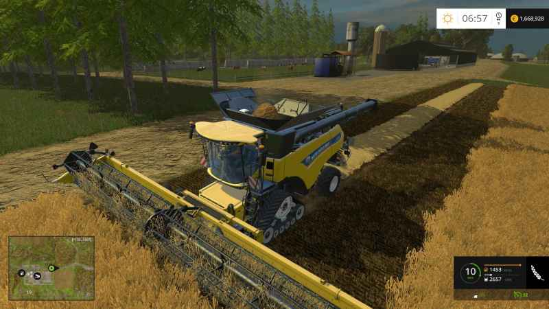 Canadian Map Farming Simulator 2015%0A This is a map based in various regions of Brazil  As in the US  Canada and  Australia  Brazil has several types of terrain  reliefs and own styles of  each