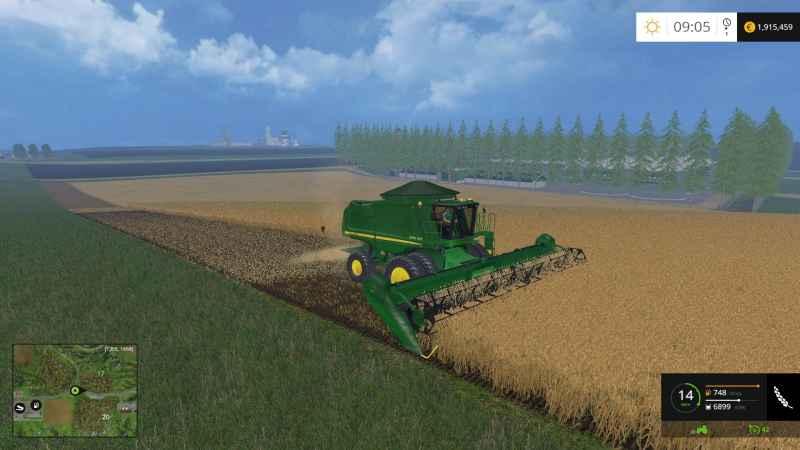 Brazilian Map for Farming Simulator 15 Beta - Farming