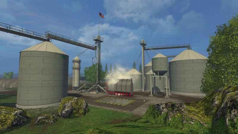 STATES MAP V 60 Farming simulator modification FarmingModcom