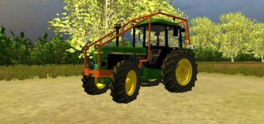 tracteur forestier fs15