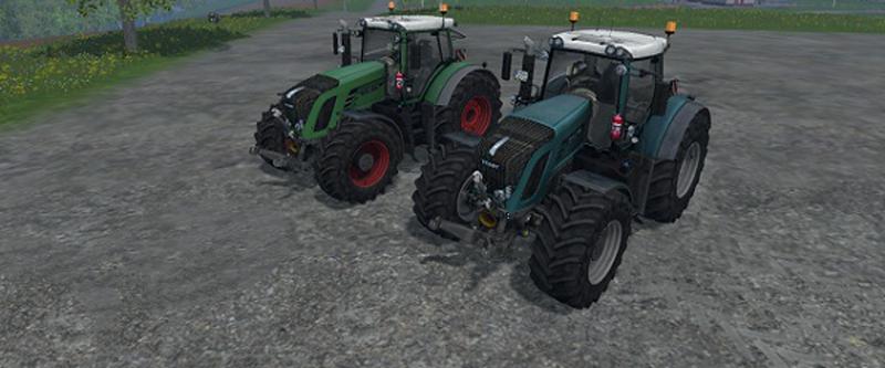 Fendt-936-Vario-Tractors-Pack