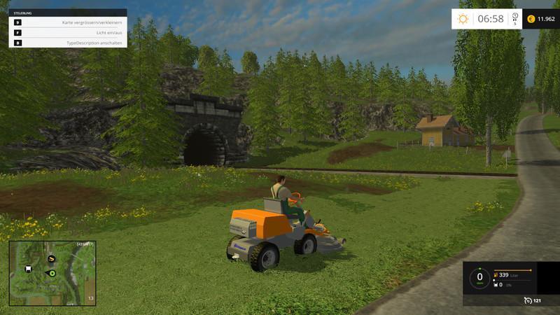 husqvarna mower v0 1 beta farming simulator modification. Black Bedroom Furniture Sets. Home Design Ideas